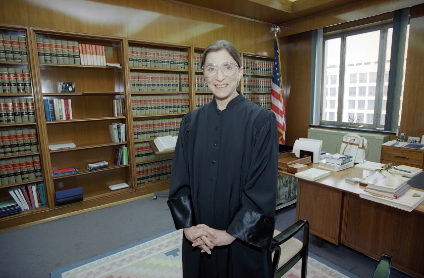 Notorious RBG: 10 Leadership Lessons From the Fearless SCOTUS Justice