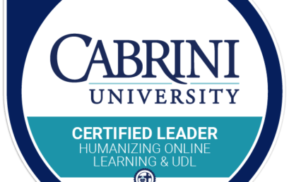 Humanizing Online Learning and UDL